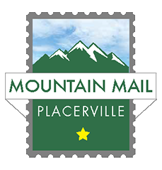 Mountain Mail Placerville, Minuteman Press, Fed Ex, DHL, USPS